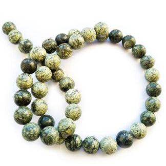 Serpentine/Green Lace stone